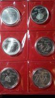 """Полный набор """"Олимпийские игры в Монреале 1976"""" 28 монет"""