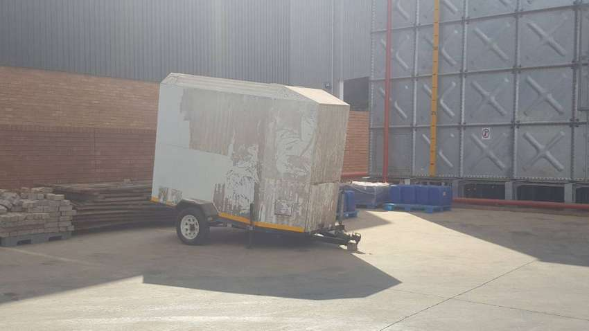 Food trailer for sale 0