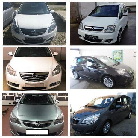 Разборка Opel Corsa D,E Astra H,J,K Meriva A,B Zafira B,C Vectra Mokka Киев - изображение 1