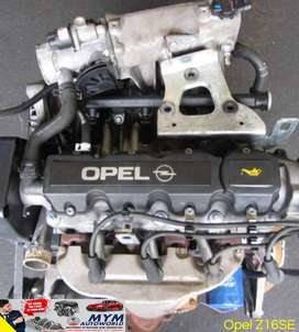 IMPORTED USED OPEL Z16SE ENGINES FOR SALE AT MYM AUTOWORLD