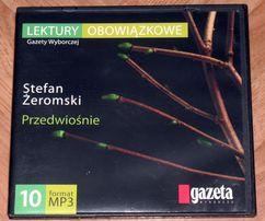 Sprzedam audiobook MP3 Stefan Żeromski Przedwiośnie stan idealny