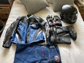 Full Motorcycle Kit for women