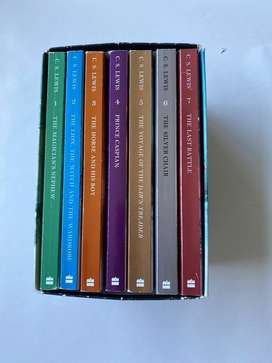 The Chronicles of Narnia Books 1-6