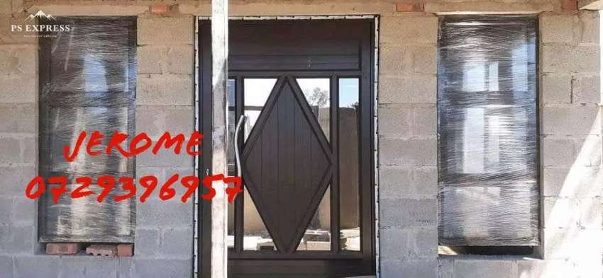 HOME IMPROVEMENT ALUMINUM WINDOWS AND DOORS AND STEEL WORKS 0
