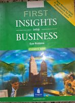 first insights into bussiness