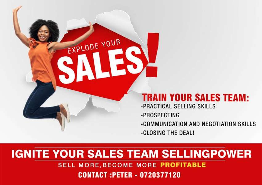 Sales Training 0