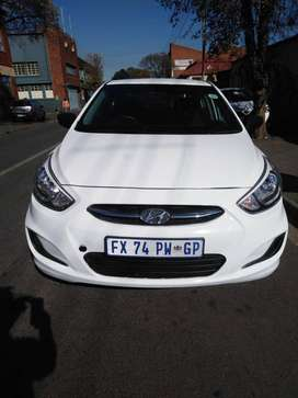 2017 Hyundai Accent 1.4 For sale