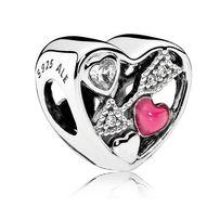 Pandora шарм «Взаимная любовь»
