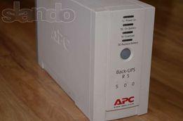 Источник бесперебойного питания APC Back-UPS CS 500