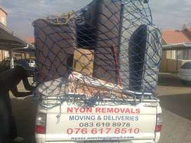 Removals with Nyoni