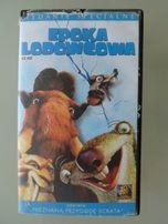Bajki VHS Video - Epoka Lodowcowa