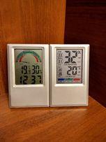 Метеостанции - цифровой термометр гигрометр часы CJ3308T и CJ3308D