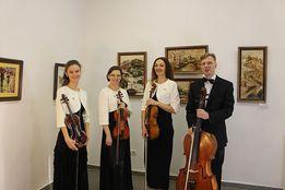Квартет Зефир - музыка на свадьбу, торжество, выставку, презентацию