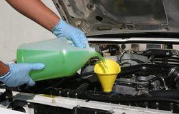 Ремонт и промывка системы охлаждения двигателя, радиатора.