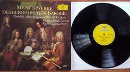 Pachelbel · Albinoni · Rameau · Purcell · J.S. Bach Deutsche Grammoph