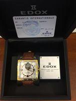 Продам оригинальные швейцарские часы EDOX CLASS ROYALE 85007 357R AIR