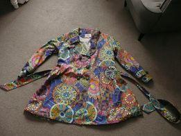 Śliczny płaszcz JOE BROWNS roz.52