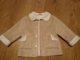 MAYORAL kożuszek kożuch kurtka rozmiar 80cm reserved zara h&m mohito