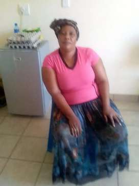 Very good and exp maid, of from Lesotho looking for stay in work