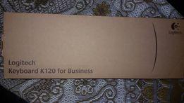 Новая клавиатура Logitech k120