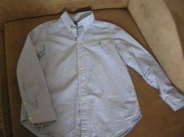 Рубашка POLO на мальчика 12 лет