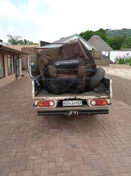Bakkie for Hire at affordable prices