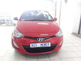 2014 HYUNDAI i20 1.2 MOTION STILL NEW