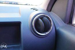 Хром кольца Renault LOGAN/Рено логан,дачиа лонан