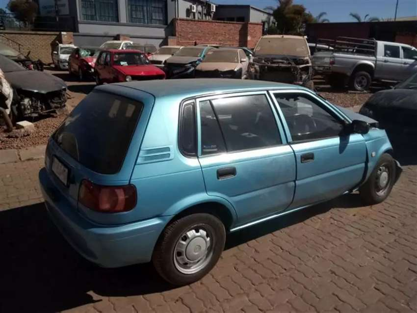 I'm looking for a Toyota tazz/conquest body I'm not selling 0