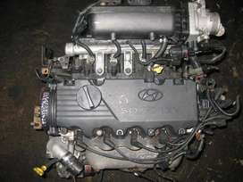 Hyundai 1.5 G4FK complete engine for sale