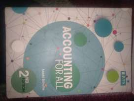 Accounting for all textbook