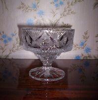 Хрустальная ваза Бокал Чаша