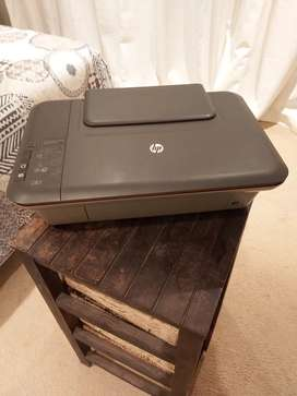 HP all in 1 colour printer, brand new
