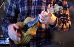 Уроки игры на укулеле