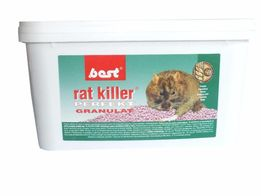 RATKILLER granulki myszy,szczury,trutka opakowanie 3kg