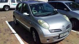 2006 Nissan Micra  1.4 Elagance Special Hatch Manual