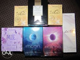perfum oriflame, eclat, eclipse, air, fire, ice
