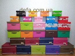 На фото микс коробочка органайзер ящик для хранения вещей и игрушек