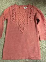Sweter tunikaF&F r. 110 nowy.