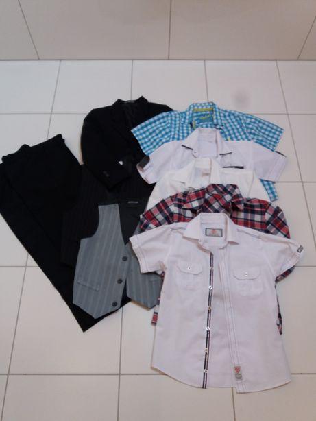 Sprzedam pake 10 ubrań po moim synu. Mielec - image 1
