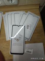 5D стекло для Xiaomi Redmi 7 Note 7. Полная проклейка. Супер качество