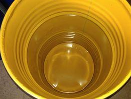 Бочка 200 л пищевая цилиндр, для меда, отличная заводская эмаль