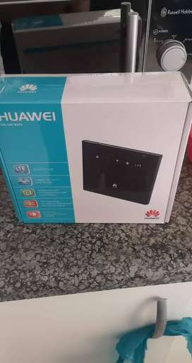 Huawei B315 Router - Brand new second hand