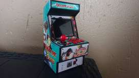 Retro 16-Bit Portable 156 Miniature Arcade Game Console from the 80's