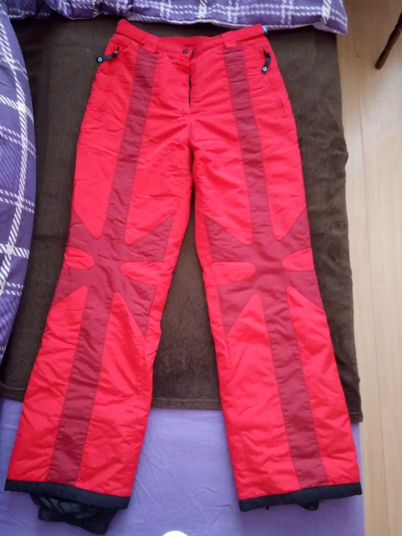 Lyžiarske nohavice HUSKY 0