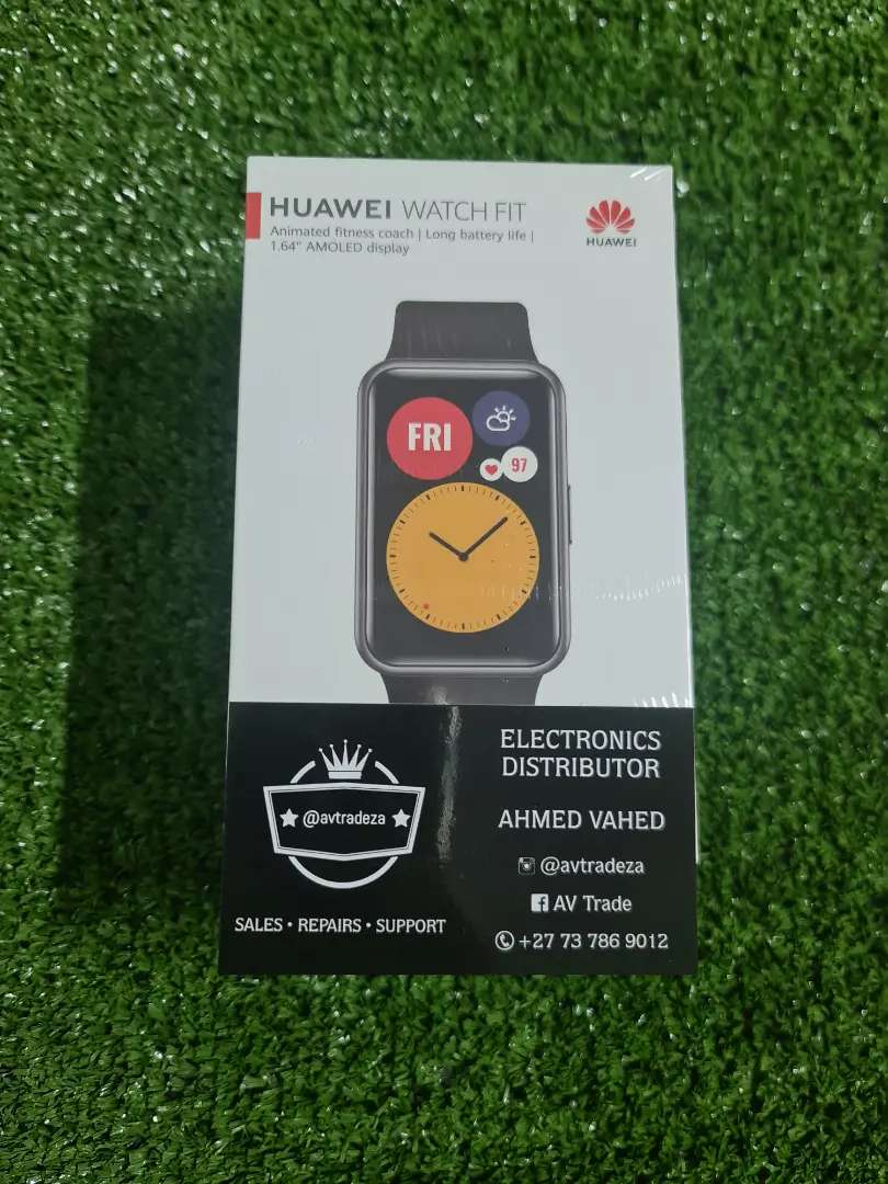 Huawei Watch Fit New / Sealed