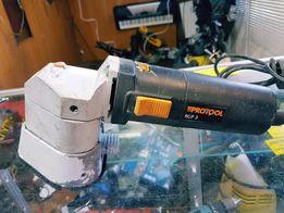 Шлифовальная машина Protool RGP 3. ( дельташлифмашина ) по бетону!