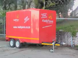 PAVING SPECIALISTS - KWIKPAVE (SA) GEORGE BRANCH