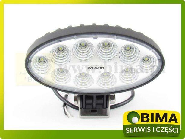 Halogen lampa robocza reflektor 6,9,10,16 LED WESEM 12-24V OKAZJA HIT Turobin - image 3