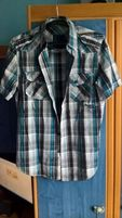 Modna koszula dla nastolatka (rozm. S/M)